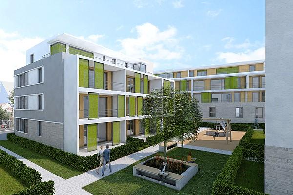 Wohnen und Gewerbe Tassilo Quartier, Ingelheim