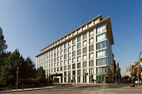 Bürogebäude Bankhaus Metzler