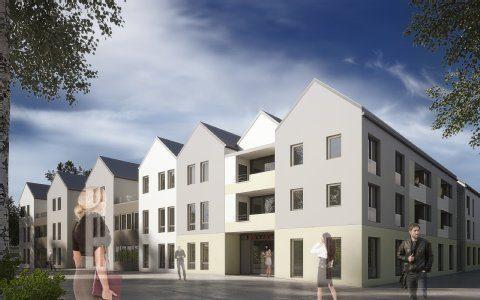 "Projekt I – ""Neue Schützenhaus"" in Flörsheim"
