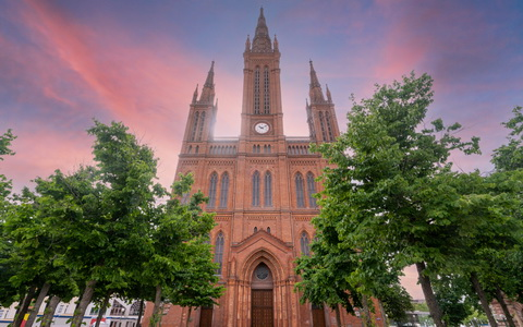 Projekt III – Marktkirche Wiesbaden